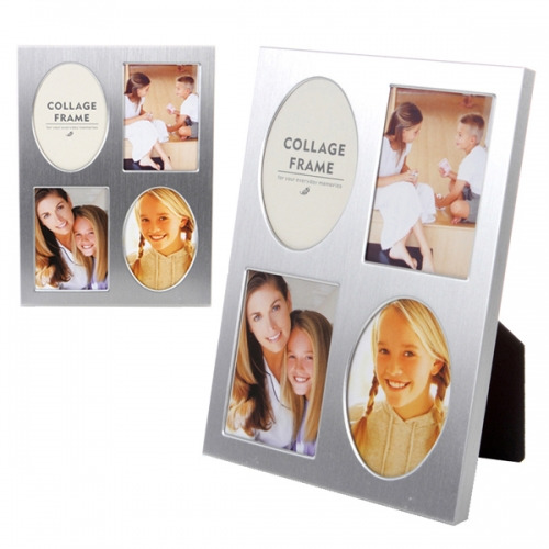 Silver-plated Family Picture Frame 실버 패밀리 사진액자