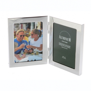 Shiny Silver Couple Photo Frame  샤이니 실버 커플 액자